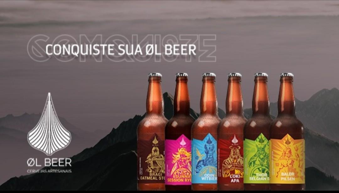 cervejas OL Beer